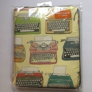 Accessories - 💥3 for $25 Julia Rothman Tablet Cover Patterned